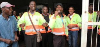 Press Release- Motorists' Convenience As EcoCash Partners With Harare City Parking