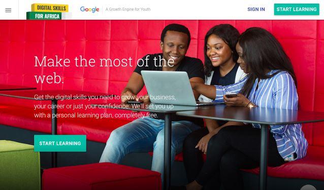 Learn Digital Skills For Free With Google's Digital Skills Training