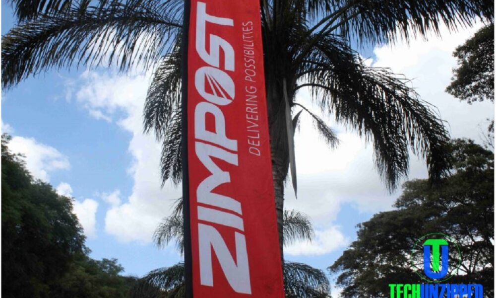 zimpost flag logo