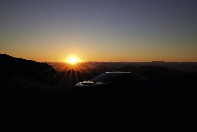 2022 Subaru WRX teaser